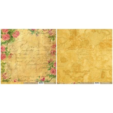 ΜΟΡΦΕΣ Scrapbooking Collection 250gr - Χαρτί διπλής όψης 30 x 31cm