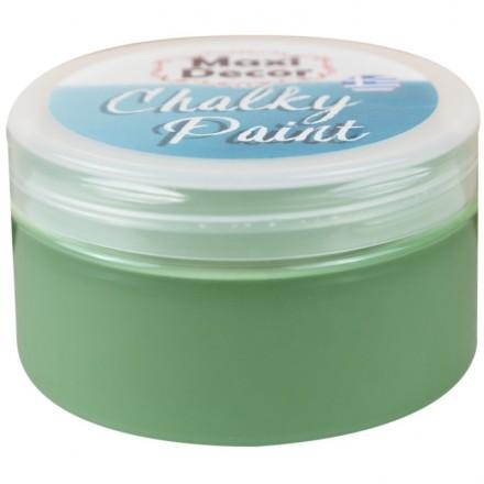 Χρώματα Κιμωλίας (chalky) Maxi Color 100ml, Βεραμάν Σκούρο