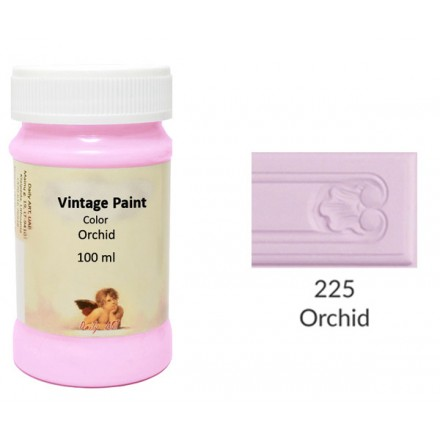 Vintage Paint Daily Art 100ml, Orchid