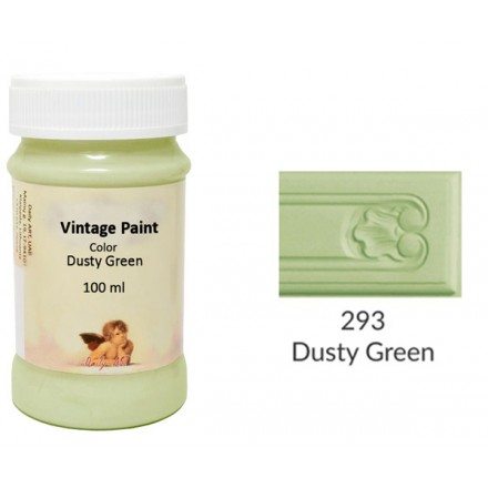 Vintage Paint Daily Art 100ml, Dusty Green