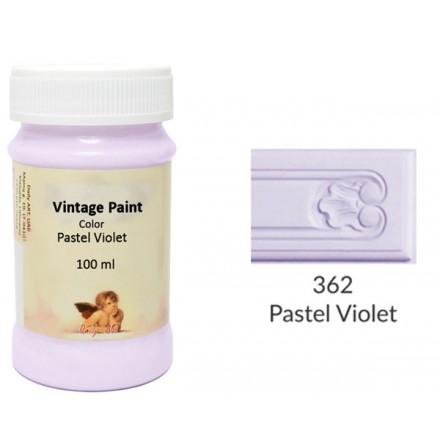 Vintage Paint Daily Art 100ml, Pastel Violet