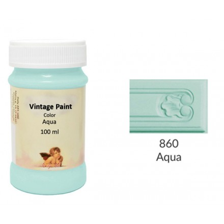 Vintage Paint Daily Art 100ml, Aqua