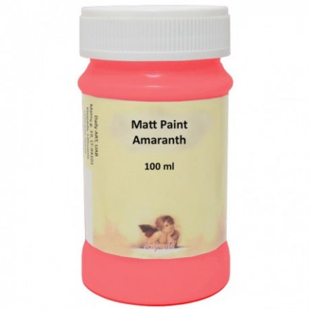 Matt Paint DailyArt 100ml, Amaranth