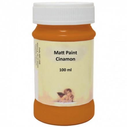 Matt Paint DailyArt 100ml, Cinamon