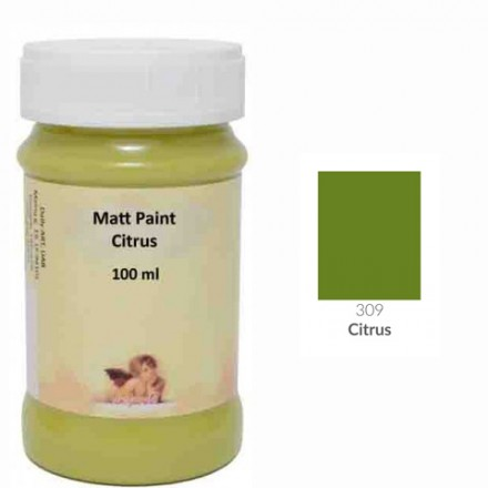 Matt Paint DailyArt 100ml, Citrus