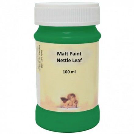 Matt Paint DailyArt 100ml, Nettle Leaf