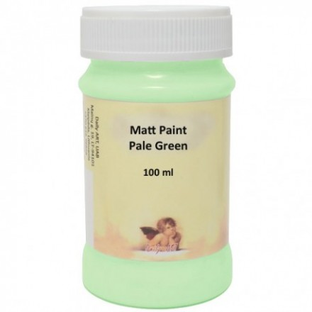 Matt Paint DailyArt 100ml, Pale Green