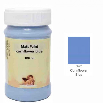 Matt Paint DailyArt 100ml, Cornflower Blue