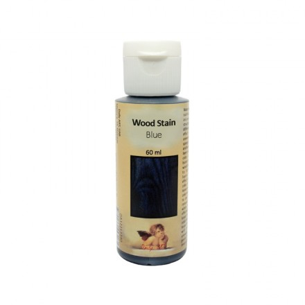 Wood Stain (lazur) DailyArt 60ml, Blue