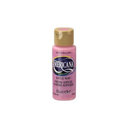 Americana Acrylics 59ml, Petal Pink