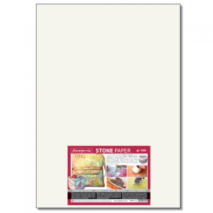 Stone Paper 300gr αδιάβροχο, 50x70cm