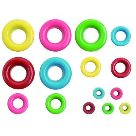 Πριτσίνια (Eyelets) Rounds