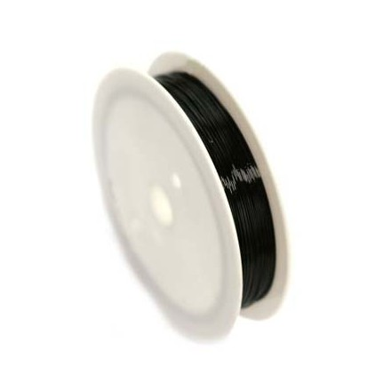 Χάλκινο Σύρμα Μαύρο Χρώμα (Ø 0.25mm ~42m)