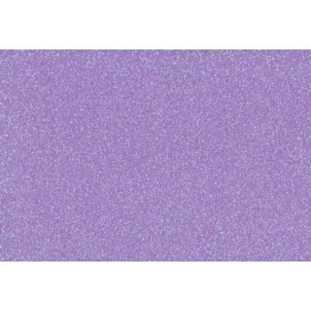 Αφρώδες (Foam) με Glitter 60x40cm, 2mm - Lilla