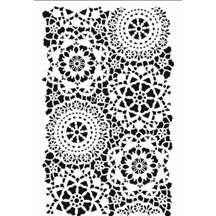 Στένσιλ (Stencil) 35x50cm / HD077