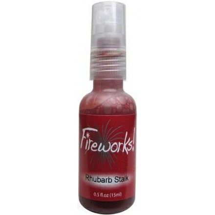 Mists Memento Fireworks Spray Ink 15ml (Tsukineko), Rhubarb Stalk