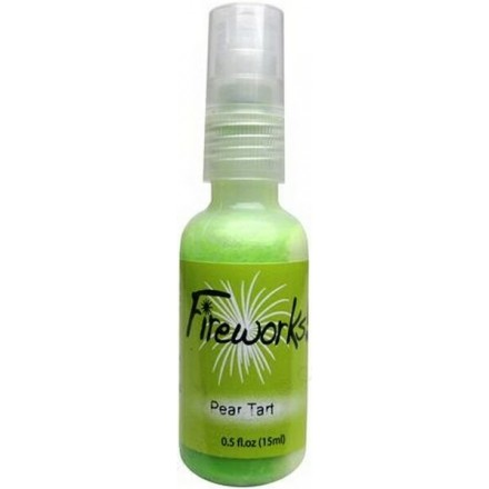Mists Memento Fireworks Spray Ink 15ml (Tsukineko), Pear Tart