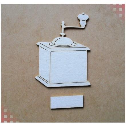 Διακοσμητικά Chipboard (4,4cm x 6cm)