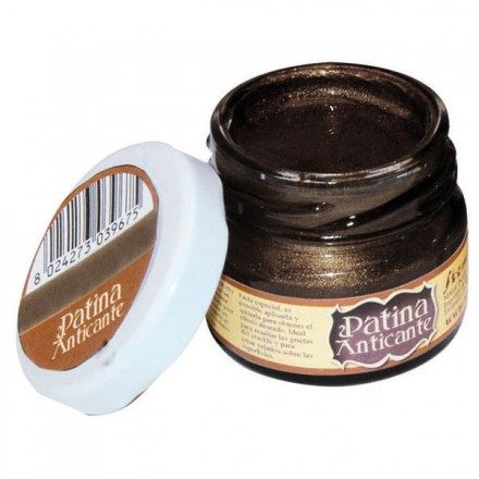 Patina Anticante Stamperia 20ml, Shadow
