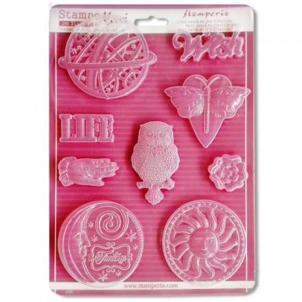 Καλούπι Soft Maxi Mould Stamperia, Alchemy