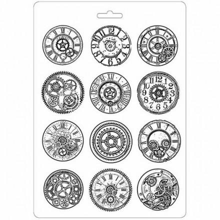 Καλούπι Soft Maxi Mould A4 Stamperia, Mechanisms