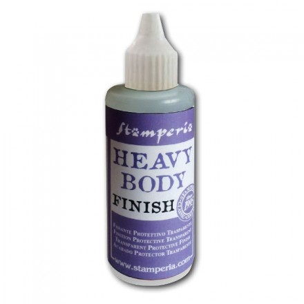 Βερνίκι Heavy Body Stamperia 80ml