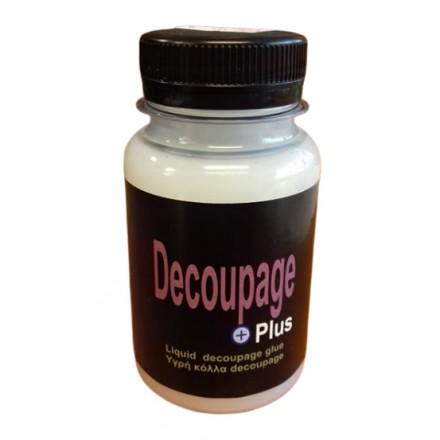 Κόλλα Decoupage Plus 125ml