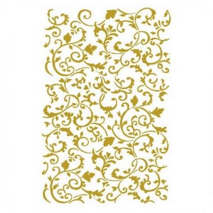 Stencil 21x29.7cm – Texture volute – Stamperia