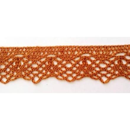Δαντέλα Βαμβακερή Εκάιγ (3cm x 1m)