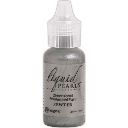 Liquid Pearls 18ml (Ranger), Pewter