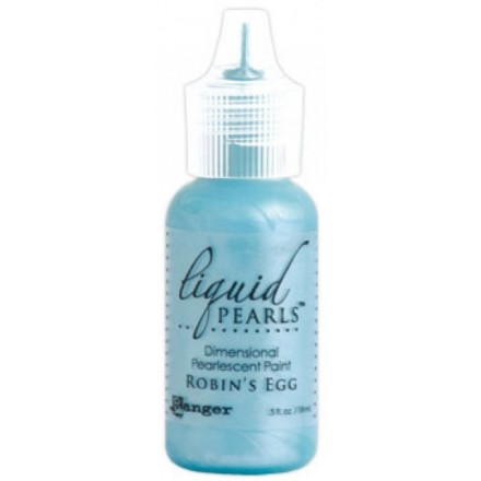 Liquid Pearls 18ml (Ranger), Robins Egg