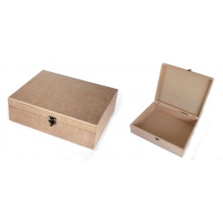 MDF Κουτί 40x25x8cm, Ελληνικό προϊόν