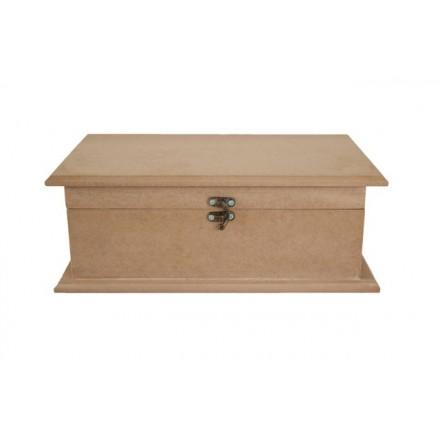 MDF Κουτί 25x16x10cm, Ελληνικό προϊόν
