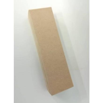 Λαμπαδόκουτο MDF 35x10x6.5cm με κλείστρο, Ελληνικό προϊόν