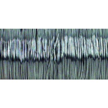 Χάλκινο Σύρμα (Ø 0.30mm, 50m) - Ασημί