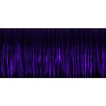 Χάλκινο Σύρμα (Ø 0.30mm, 50m) - Μωβ