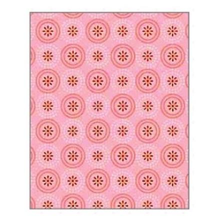 Ύφασμα Tante Ema 'Sweets' Βαμβακερό (50 x 65cm) - Flower Spinner (Pale Pink)