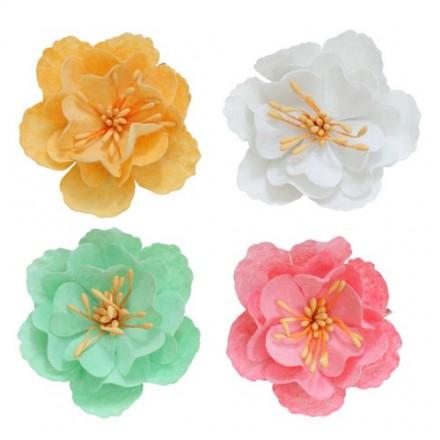 Σετ Διακοσμητικά Λουλούδια (Kid's Fun, 4τεμ)