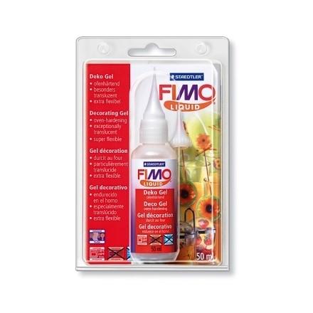 Fimo Liquid Deko Gel 50ml (Υγρός Πηλός)