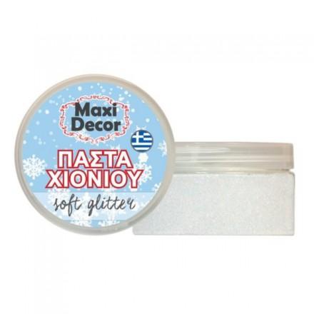 Πάστα Χιονιού με Glitter 100ml