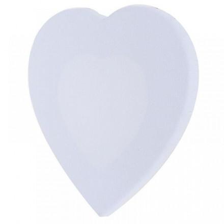 Τελάρο Ζωγραφικής Καρδιά (Καμβάς 100% Βαμβακερός) 20cm