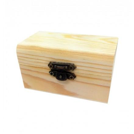 Ξύλινο κουτάκι Υ5,5cm x Π9cm x Μ5cm