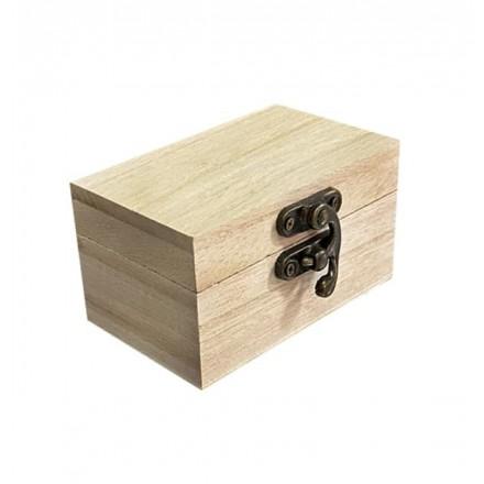 Ξύλινο κουτάκι 5x5x9cm