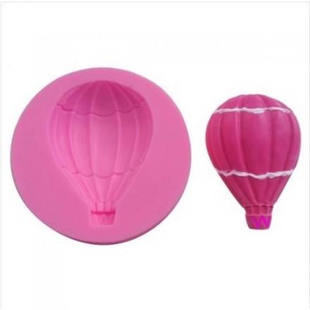 Καλούπι Σιλικόνης 7.5x7.5x1.5cm, Αερόστατο