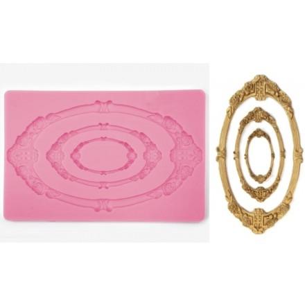 Φόρμα Σιλικόνης 12.3cm x 19.5cm / 0515139