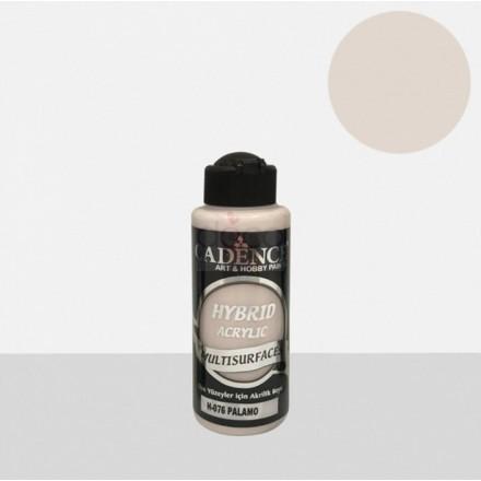 Υβριδικό ακρυλικό χρώμα Cadence ημιματ 120ml, Palamo / H076