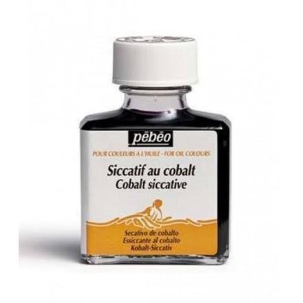 Στεγανωτικό Ελαιοχρωμάτων Pebeo Cobalt Siccative 75ml