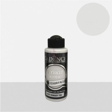 Υβριδικό ακρυλικό χρώμα Cadence ημιματ 120ml, Pumice / H075