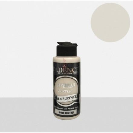 Υβριδικό ακρυλικό χρώμα Cadence ημιματ 120ml, Sandstone / H080