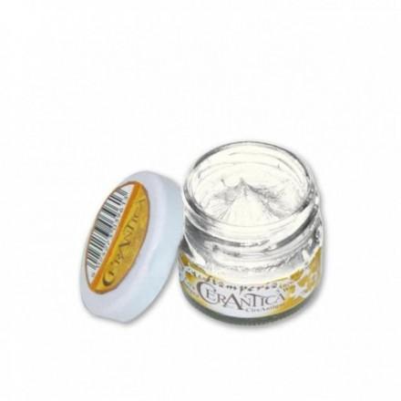 Δακτυλοπατίνα Stamperia 20ml, Λευκή - K3P15L